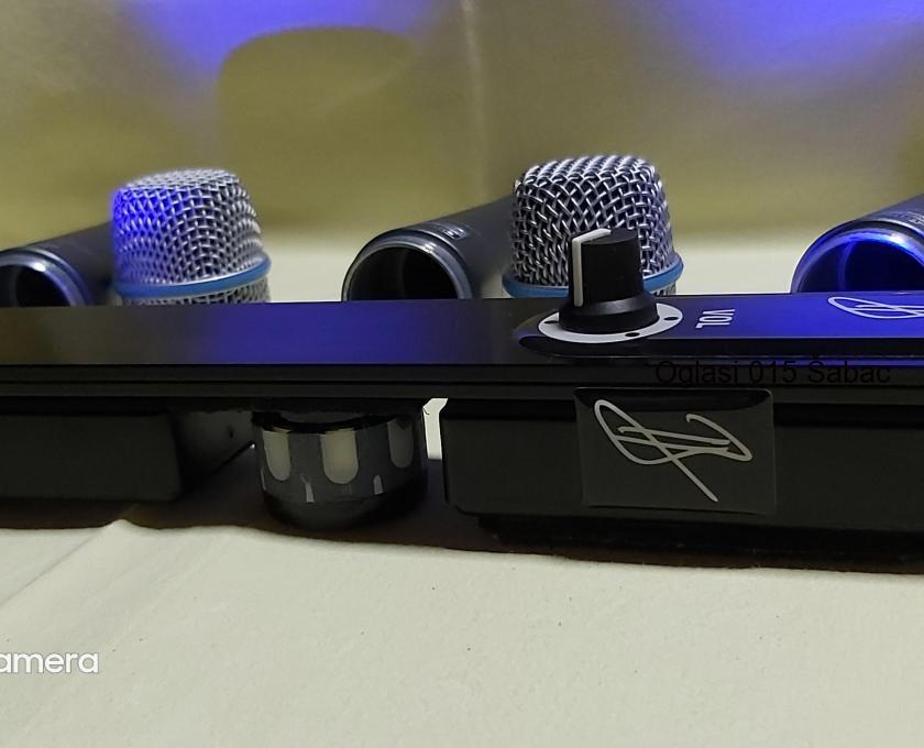 Mikrofon za Harmoniku
