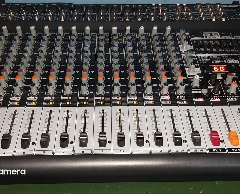 PMP6000 2x800 Watt / 1600 Watt
