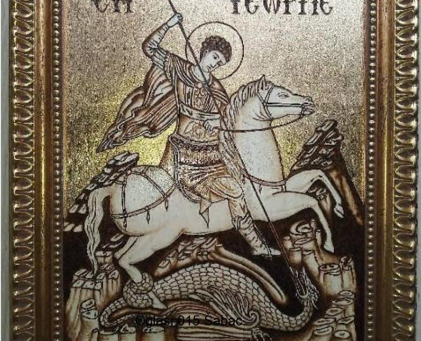 Ikona Sveti Djordje