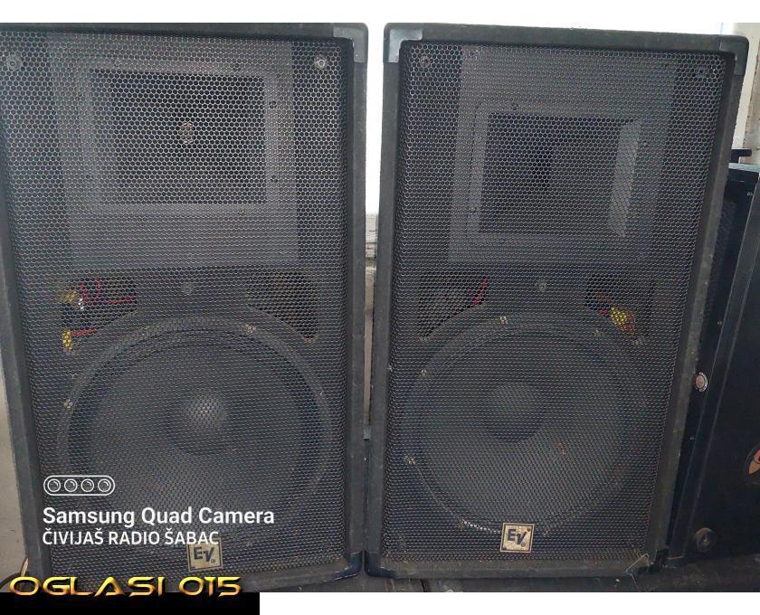 EV 251plus kutije + binovi ili Sistem