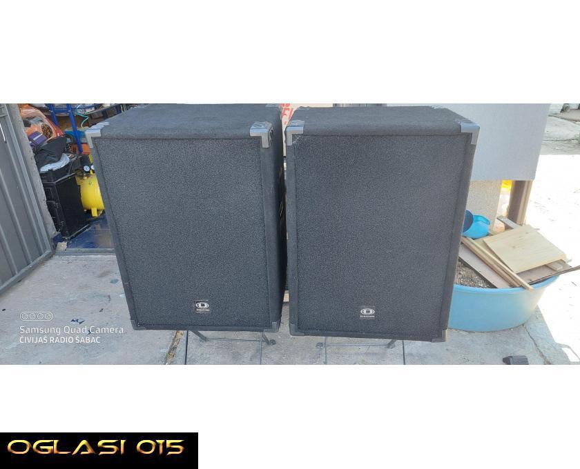 Dinacord zvučne kutije